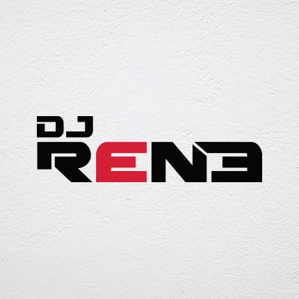 DJ Rene - Logo Portfolio