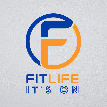 FitLife - Logo Portfolio