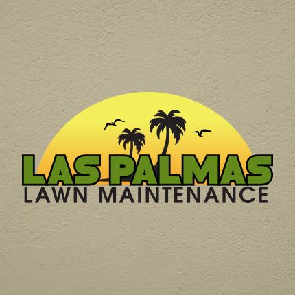 Las Palmas Lawn Maintenance - Logo Portfolio