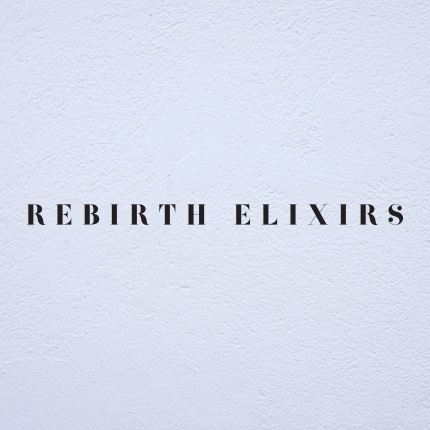 Rebirth Elixirs - Logo Portfolio
