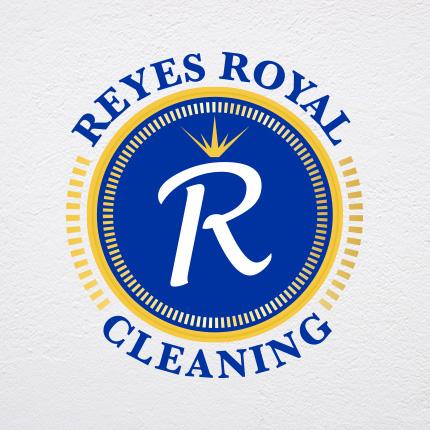Reyes Royal Cleaning - Logo Portfolio