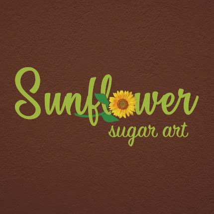 Sunflower Sugar Art - Logo Portfolio
