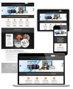 Website Design CD Duplication Orlando
