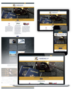 Website Design G. Gamez Law