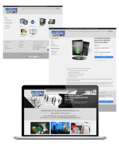 Website Design Perfec Disc