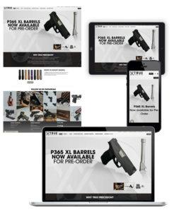 Website Design True Precision