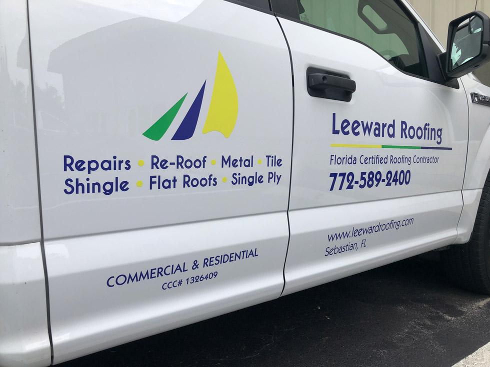 Leeward-Roofing-Ford-F150-Closeup